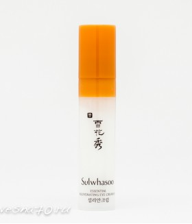 Sulwhasoo Essential Rejuvinating Eye Cream 1мл/3.5мл