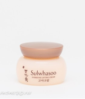 Sulwhasoo Everefine Lifting Cream 5мл