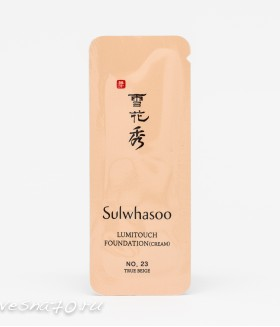 Sulwhasoo Lumitouch Foundation (Cream)True Beige 1мл