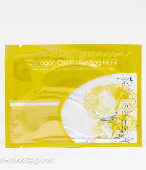 Crystal Collagen Eye Mask патчи для век