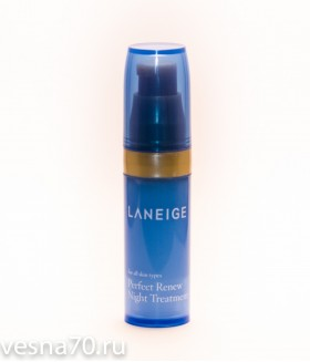 LANEIGE Perfect Renew Night Treatment 5мл