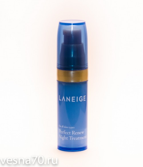 LANEIGE Perfect Renew Night Treatment 5мл
