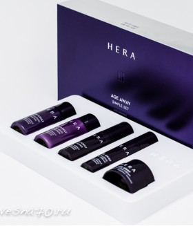 HERA Age Away Simple Set / Anti-Wrinkle Revitalizing Firmness