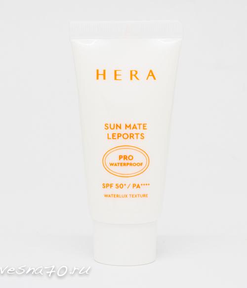 Hera Sunmate Leports Pro Waterproof Cream 1мл/30мл spf50/pa++++ водостойкий