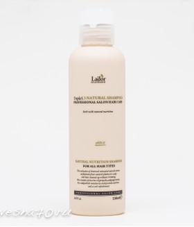 Lador Triplex Natural Shampoo шампунь профессиональный безульфатный 150мл