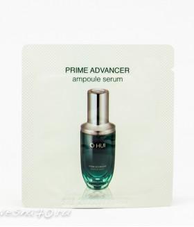 O HUI Prime Advancer Ampoule Serum 1мл
