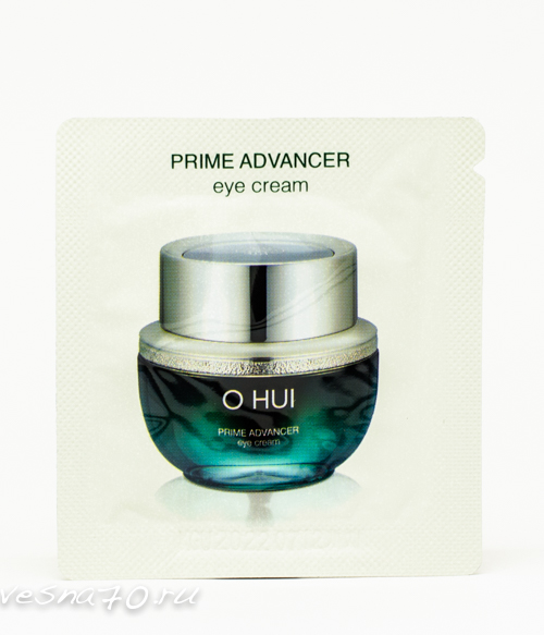 O HUI Prime Advancer Eye Cream 1мл