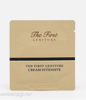 O HUI The First Cream Intensive 1мл