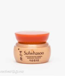 Sulwhasoo Concentrated Ginseng Cream 5мл