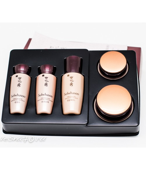 Sulwhasoo Timetreasure Kit 5 средств