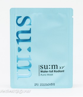 Su:m37 Water-full Radiant Aura Mask экспресс-маска 2мл