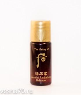 The History of Whoo Jinyul Balancer 5.5мл