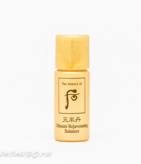 The History Of Whoo Cheonyuldan Ultimate Rejuvenating Balancer 5.5мл