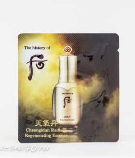 The History Of Whoo Hwa Hyun (Cheongidan Radiant) Essence 1мл