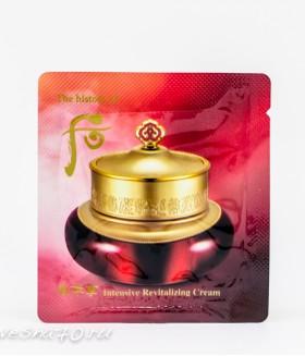 The History of Whoo Jinyul Cream 1мл (Intensive Revitalizing Cream)
