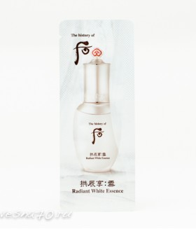 The History of Whoo Radiant White Essence 1мл