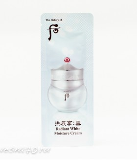 The History of Whoo White Moist Cream 1мл